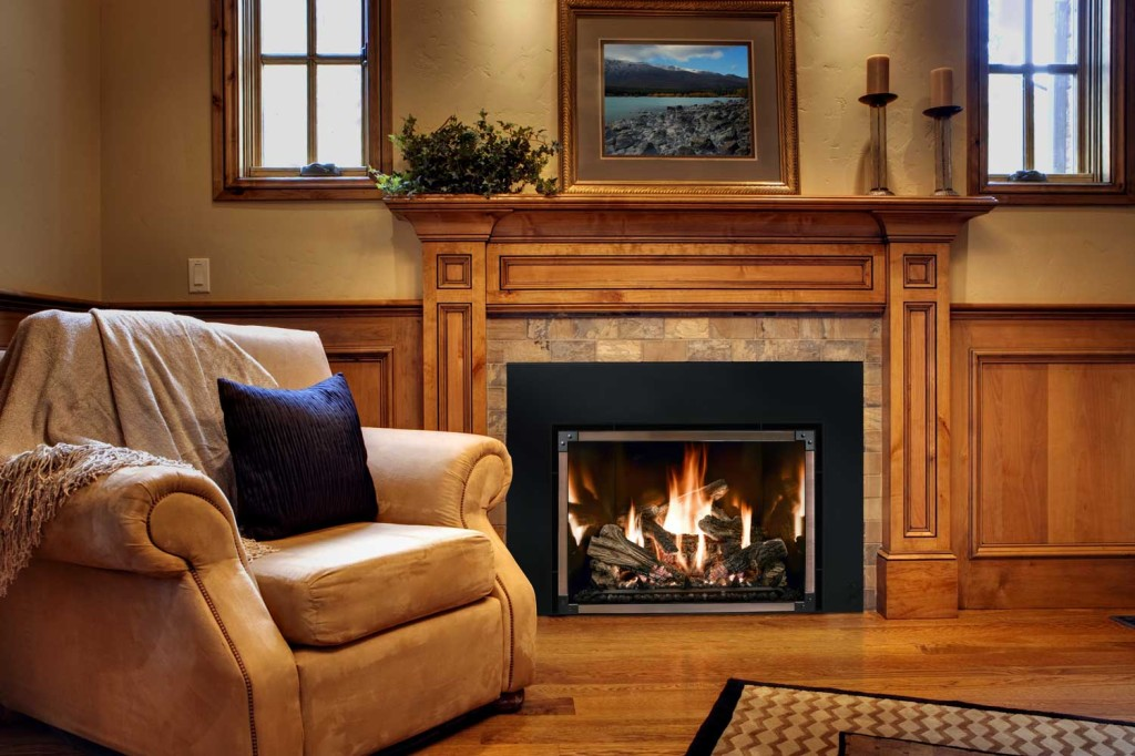 Mendota Fullview 44i Gas Fireplace Insert