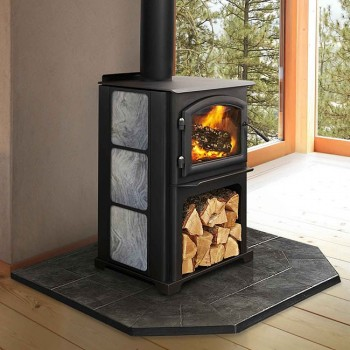QuadraFire 3100 Limited Edition Wood Freestanding Stove