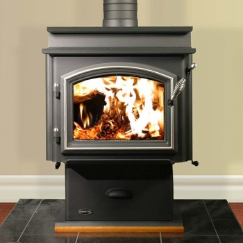 QuadraFire 3100 Step Top Wood Freestanding Stove