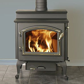 QuadraFire 4300 Step Top Wood Freestanding Stove