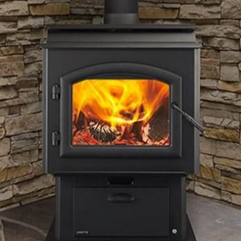 QuadraFire Adverture II Wood Freestanding Stove