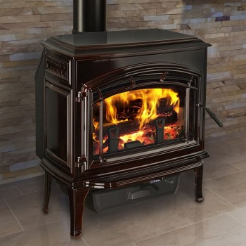 QuadraFire Explorer II Wood Freestanding