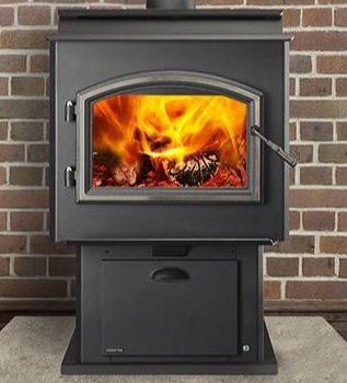 QuadraFire Adventure III Wood Freestanding Stove