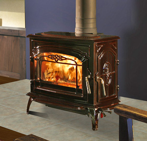 QuadraFire Yosemite Wood Freestanding