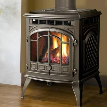 The QuadraFire Sapphire offers the durable, long-lasting performance of Quadra-Fire in a sleek design. These cast iron gas stoves feature exclusive technologies, which ensure fuel efficiency and stunning rolling flames. Stay safe and savor the warmth—the Direct Vent option ensures safety and maintains optimal indoor air quality.