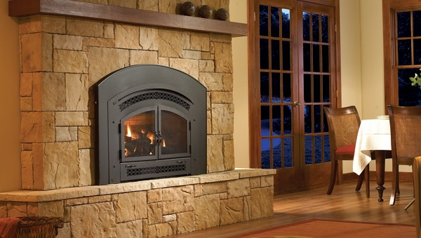 Gas Fireplace Inserts