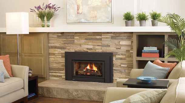 Regency U32 Gas Insert - Gas Fireplace Inserts