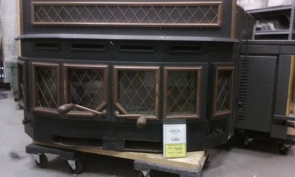 - Used Stoves