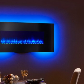 SimpliFire Wall-Mount Electric FP Series